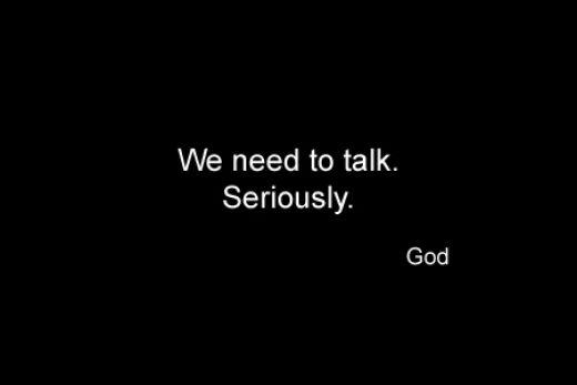 God-talk