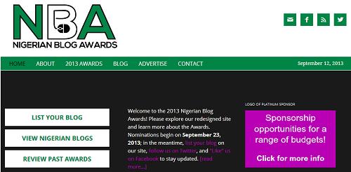 Nigerian_Blog_Awards_website