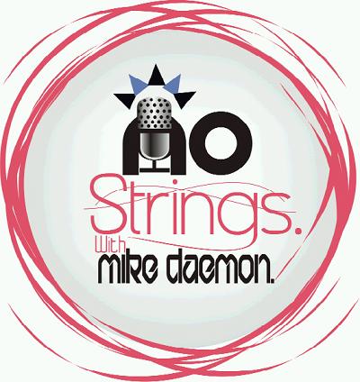 No Strings (Logo)