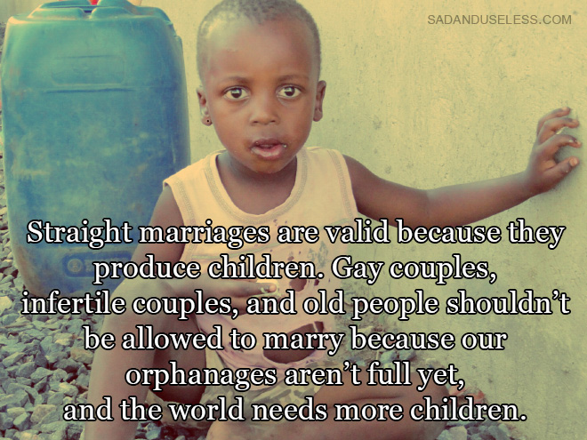 gay marriages are wrong essay
